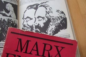 Der Riese Marx in Trier