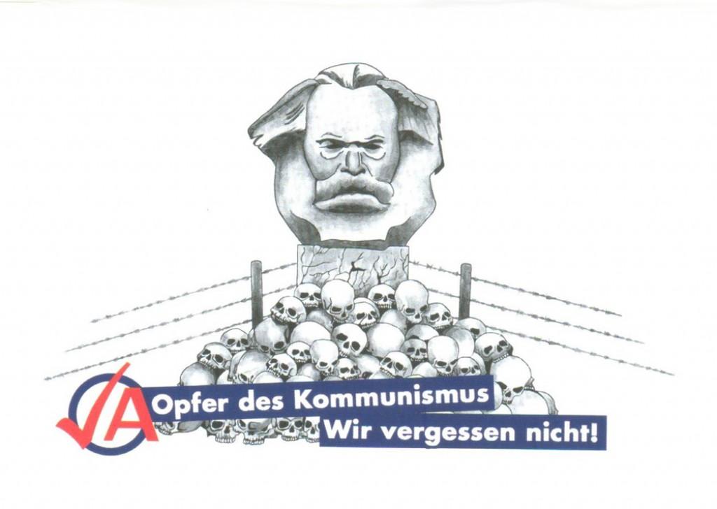 Marx Aufkleber