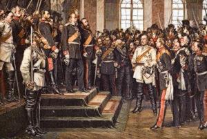 150 Jahre Reichsgründung – Ein Vergleich